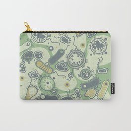 Eukaryote (green) Carry-All Pouch