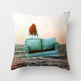 Far Gone Throw Pillow