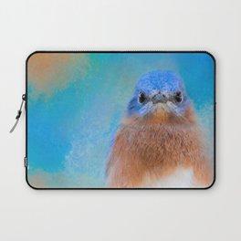 Blue Is Beautiful Laptop Sleeve