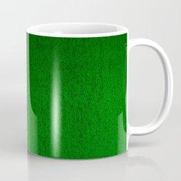Emerald Green Ombre Design Coffee Mug