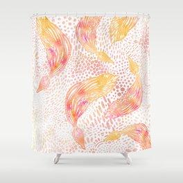 Kelp Dance Shower Curtain