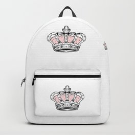Crown - Pink Backpack