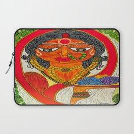East Indian Bengali Bride Laptop Sleeve