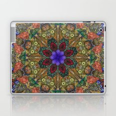 Hallucination Mandala 1 Laptop & iPad Skin
