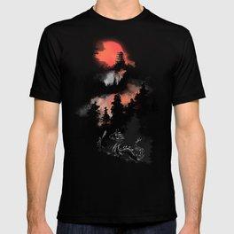 Samurai's life T-shirt