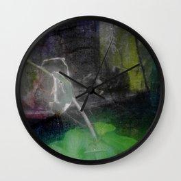 Blur #4 Wall Clock