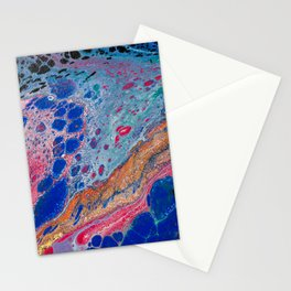 1970s cells Stationery Cards