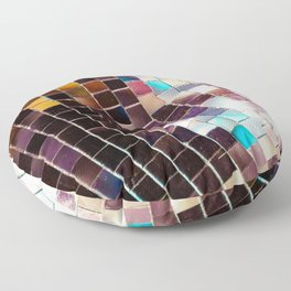Disco Ball Floor Pillow