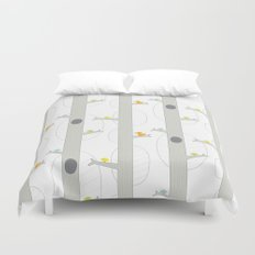 The Afternoon Duvet Cover