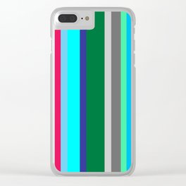 Am I Still Here? Clear iPhone Case