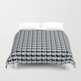 Scottie serenity pattern Duvet Cover