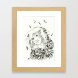 Rosae Framed Art Print