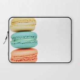 Stack of Macarons Laptop Sleeve