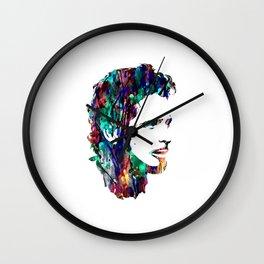 cornell Wall Clock