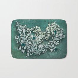 Turquoise Bath Mat