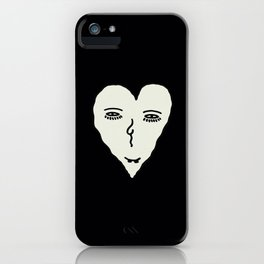 Heartman iPhone Case