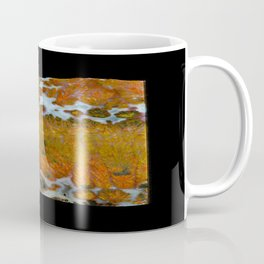Texas Plume Agate Coffee Mug