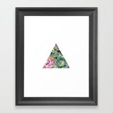 Le Foret Framed Art Print
