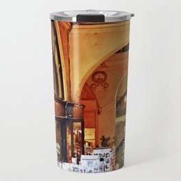 Paris Bookshop Travel Mug