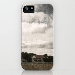 Boorowa Show Ground iPhone Case