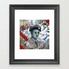 The Forgotten Soldier Framed Art Print