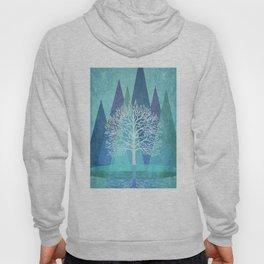 Winter Tree #Society6 #decor #buyart Hoody