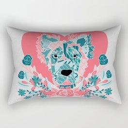 Lexie Girl  Rectangular Pillow