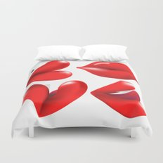 LOVE Duvet Cover