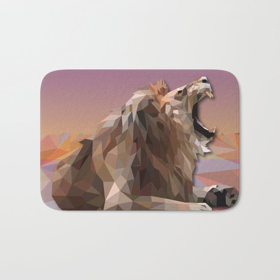 Lion King Bath Mat