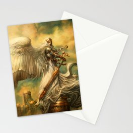 Empyrial Archangel Stationery Cards