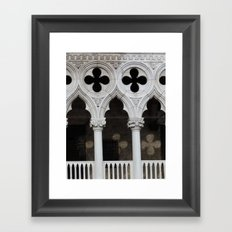 Palazzo Ducale Framed Art Print