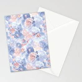 Roses at Sunset Stationery Cards