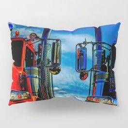 Trucking Pillow Sham