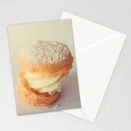 Cream Puff Stationery Cards