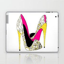 Fashion shoe art Laptop & iPad Skin