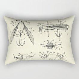 Fishing Lure-1926 Rectangular Pillow