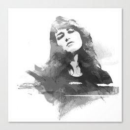 Martha Argerich Canvas Print