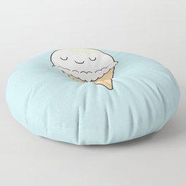 Ice Cream Floor Pillow