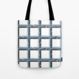 Broken Logic Tote Bag