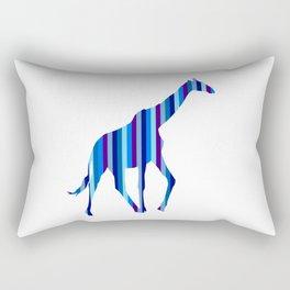 Bestriped Giraffe Rectangular Pillow