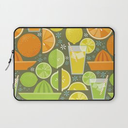 Drink Your Juice Repeat Laptop Sleeve