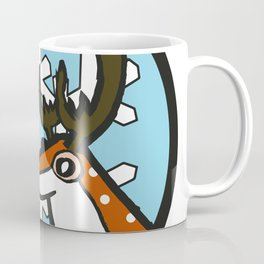The Deer Coffee Mug