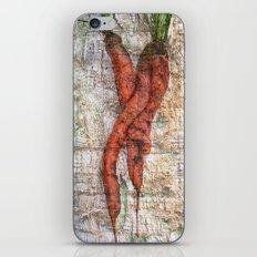Carrot Love iPhone & iPod Skin