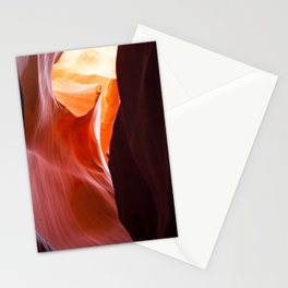 Antelope Canyon Abstraction Stationery Cards