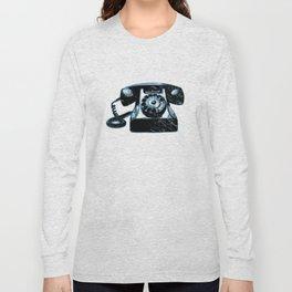 Old Telephone Long Sleeve T-shirt
