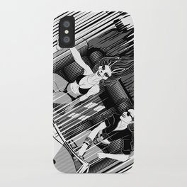 It's better than safe. It's death proof iPhone Case