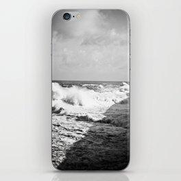 Crashing Waves iPhone Skin