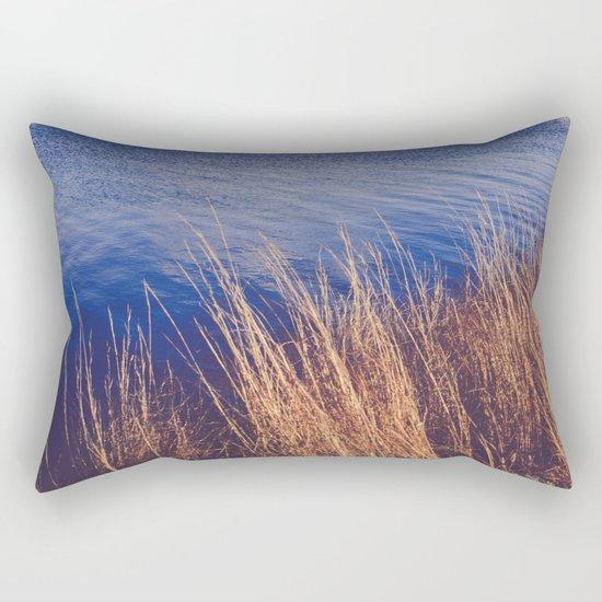 Northern Seas Rectangular Pillow