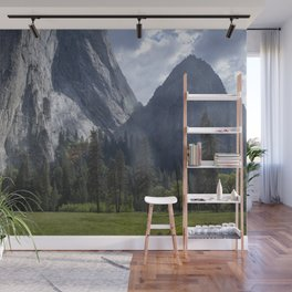 Yosemite Photography, Yosemite National Park, Hiking, Great Outdoors, Exploring, Camping, Forest Art Wall Mural