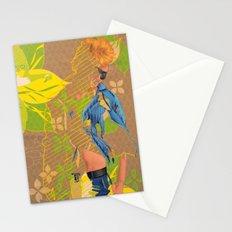 Fireman Anne/Avery Valentine    Stationery Cards